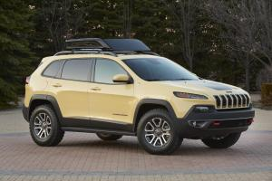 Jeep Cherokee Adventurer Concept 2014 года